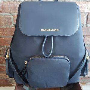 Michael Kors Abbey LG Cargo Backpack (NWT)